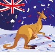 kangurito z australito